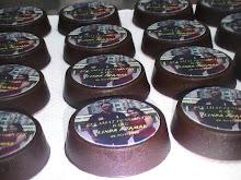 Edible Chocolate - Sebiji = RM2.50