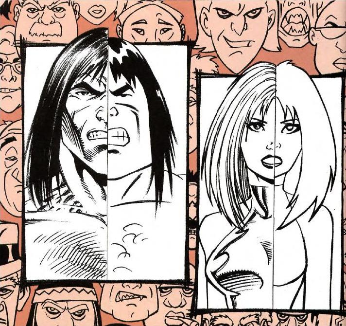 how to draw comic book style for beginners