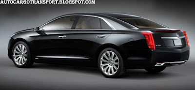 The Cadillac XTS Platinum Concept 2010