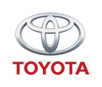 Toyota car company logo