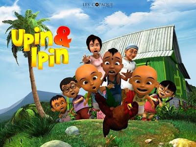 Upin Dan Ipin Adalah Film Kartun Yang Mendidik Dunia Iptek