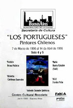 """""""Los Portugueses"""" Pintores chilenos"""