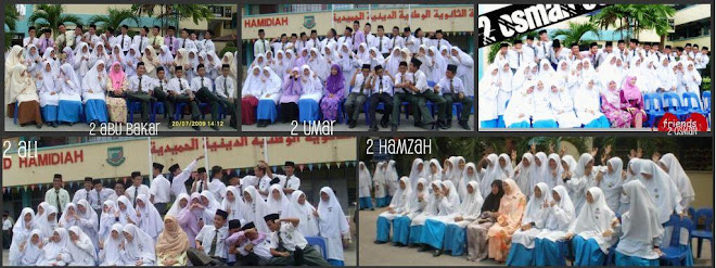 form 2 '09... Credit 2 aina.. =]