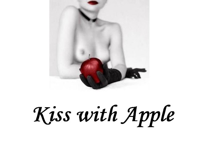 Kiss with Apple