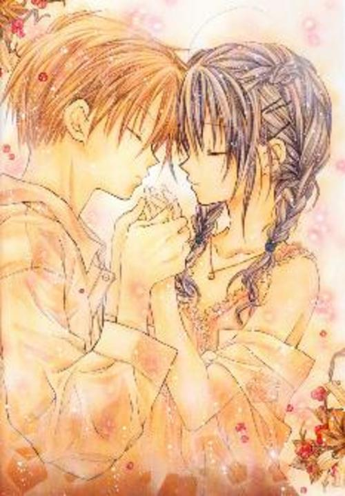 Love is so beautiful life is nothing without luv - Image manga couple ...