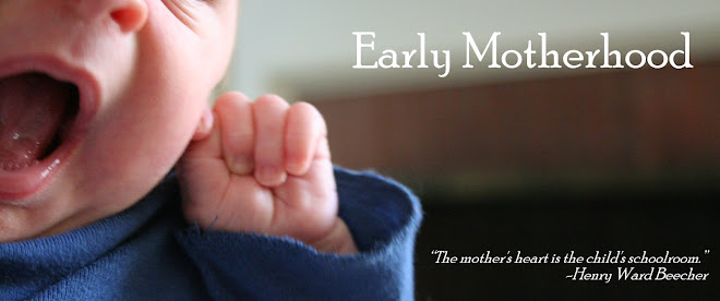 Early Motherhood