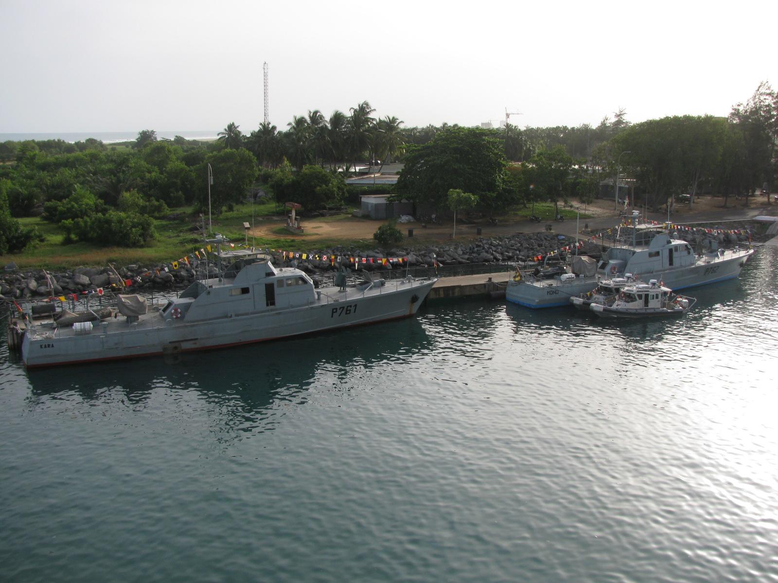 marine nationale togolaise Togo+Navy_004