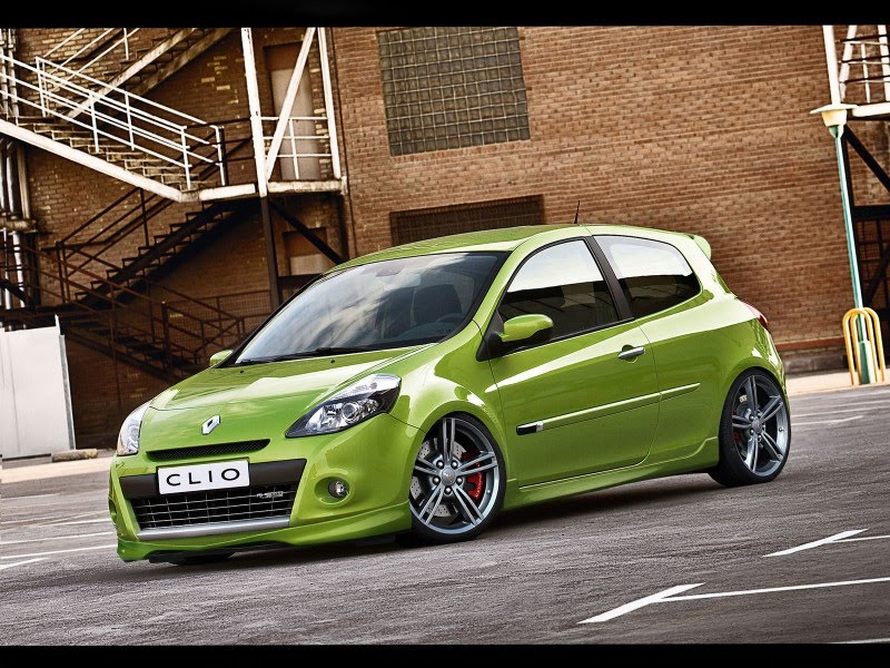 clio rs by crusader we are petrolheads. Black Bedroom Furniture Sets. Home Design Ideas