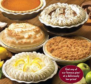 Coms 122 Blogs Marie Callender 39 S Semi Annual Pie Sale