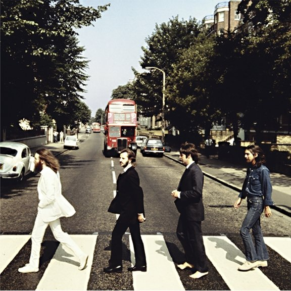 The Other Way Of Crossing Abbey Road