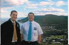 Elder Nelson and Elder Stringham