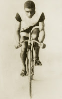 Major Taylor MA bicycle hero