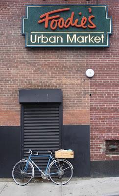 wine box bike crate