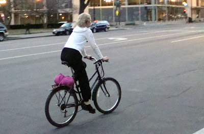 washington DC cyclist