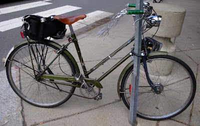 perfect green Raleigh
