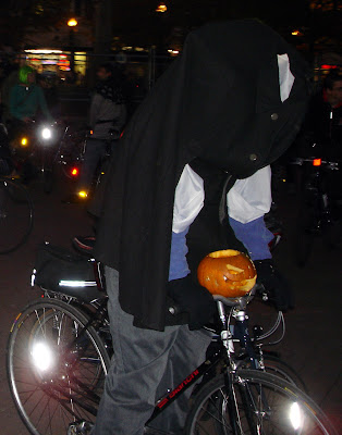 Critical Mass Halloween