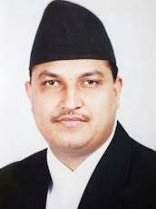 Mr. Ram Prasad Khanal is a president of IAF, USA