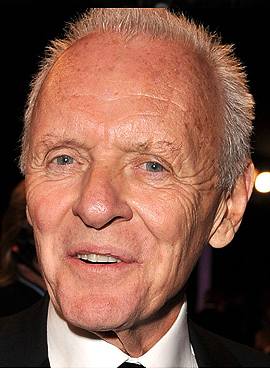 The iconic British actor Sir Anthony Hopkins, 73, is starring in the ... Anthony Hopkins