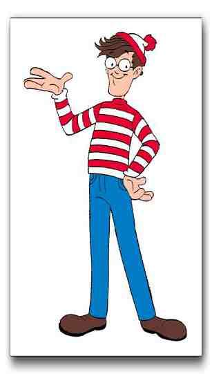Find Waldo! Waldo