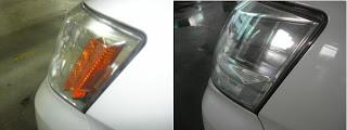 Toyota Alphard Light Cluster Side View