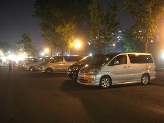 Toyota Alphard TT Car Line Up II