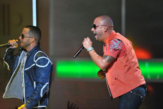 Wisin & Yandel ya están en los Premios Juventud