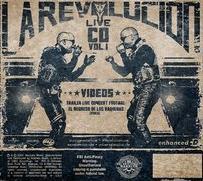Cover 2 La Revolucion LIVE