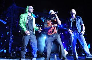 Wisin & Yandel Ft. 50 Cent - Mujeres en el Club @ Festival Presidente