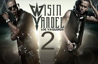 Cover Promocional: Wisin & Yandel – Los Vaqueros 2