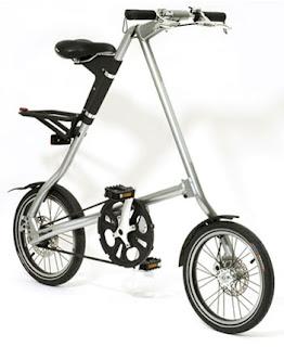 Strida Bicicleta Plegable