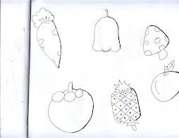 ภาพผลไม้