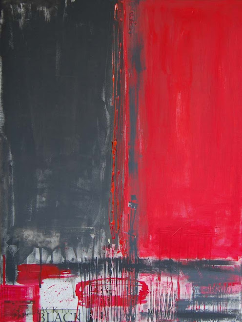Red&Black. 101x76 SOLD/VENDIDO