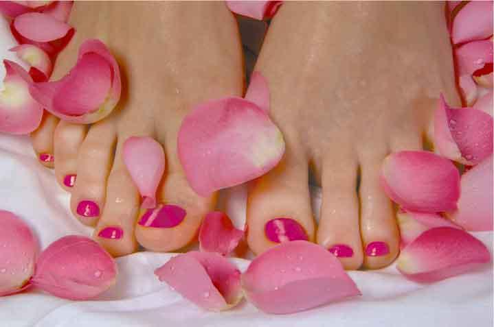 pedicurestoenails painted fingernails painted