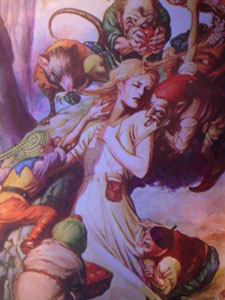 """goblin market symbolism Historical analysis the poem """"goblin market,"""" was written by christina georgina rossetti one of the most important poets in 19 th century england according to the victorian web."""