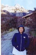Gunung Kinabalu...