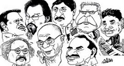 My Caricatures here..!!