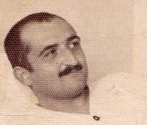 Ο ιερός πατέρας μου Νίκος Χ. Θεοφίλης (1922 - 2004)