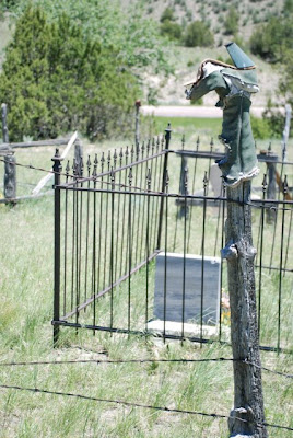 Picture taken in Hartville Cemetery
