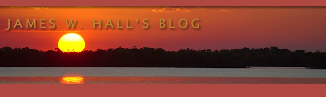 James W. Hall's Blog