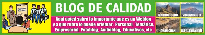 Tu Blog De Calidad