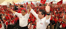 Peña Nieto hace campaña para la Presidencial de 2012