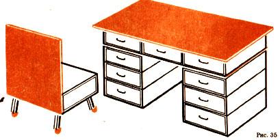 Мебель из спичечных коробков своими руками инструкция 38