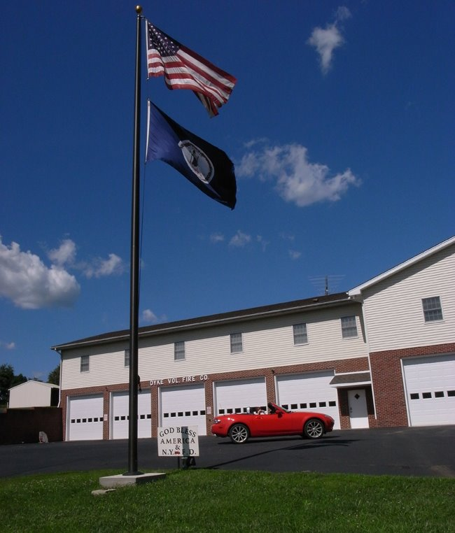 Dyke Volunteer Fire Department