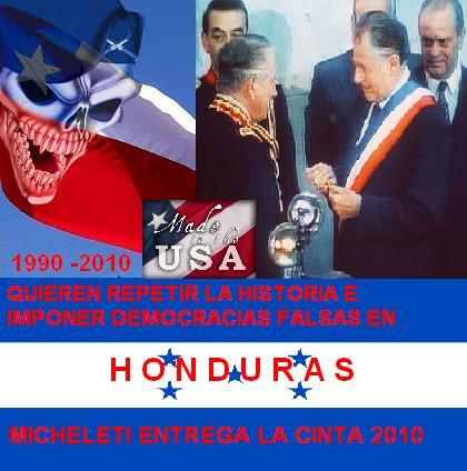 Honduras no es ni será un nuevo Chile