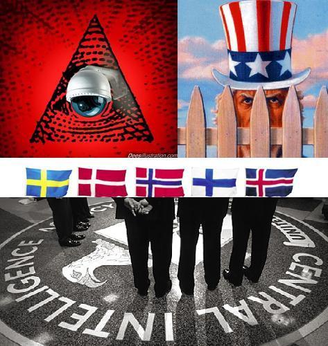 Suecia, Noruega y Dinamarca denuncian plan de espionaje por USA