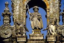 El próximo lunes:  los peregrinos llegarán a Santiago