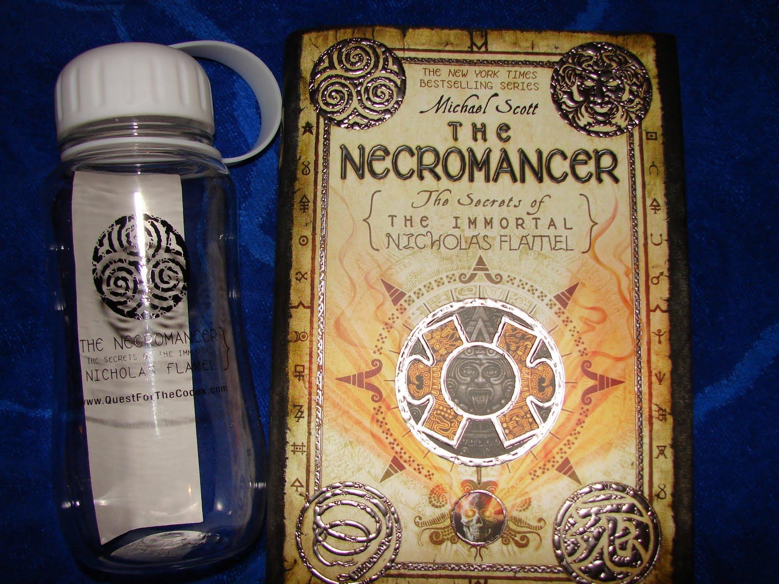 The Necromancer By Michael Scott Pdf