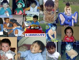 Mi querido Gabrielito