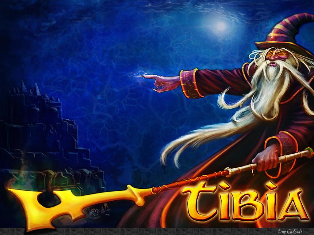 Pw >> MMORPG IMAGENS: Tibia Imagens