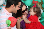 Renata, Renato, Alicia e Eric